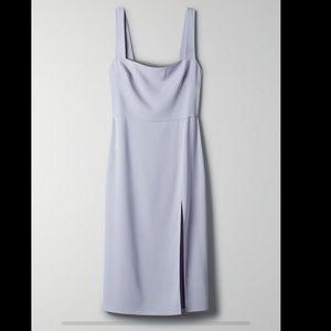 Aritzia Babaton 90's Slit Dress